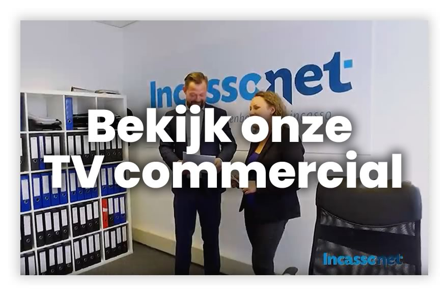 Incassonet Lelystad - TV Commercial